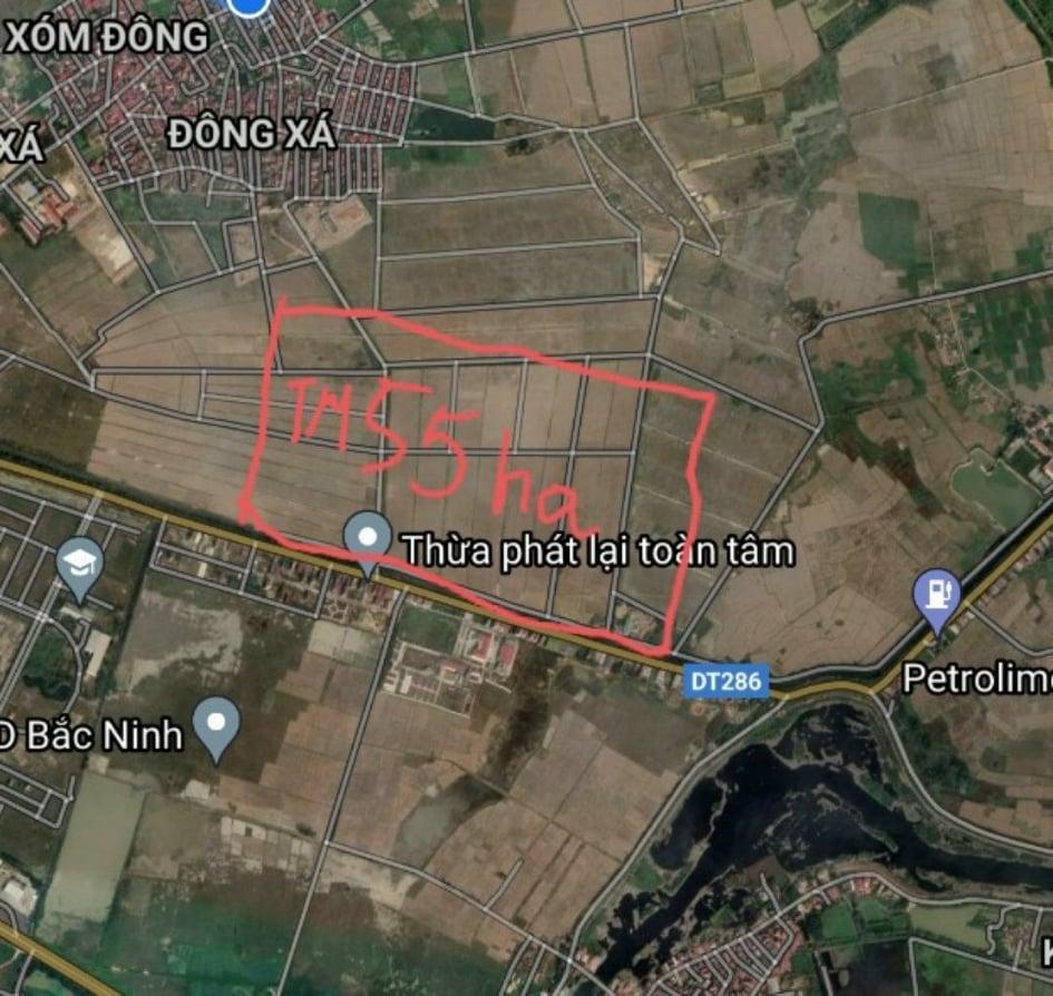 Bắc Ninh: Một tập đoàn đề xuất nghiên cứu quy hoạch và dự án đầu tư tại Yên Phong