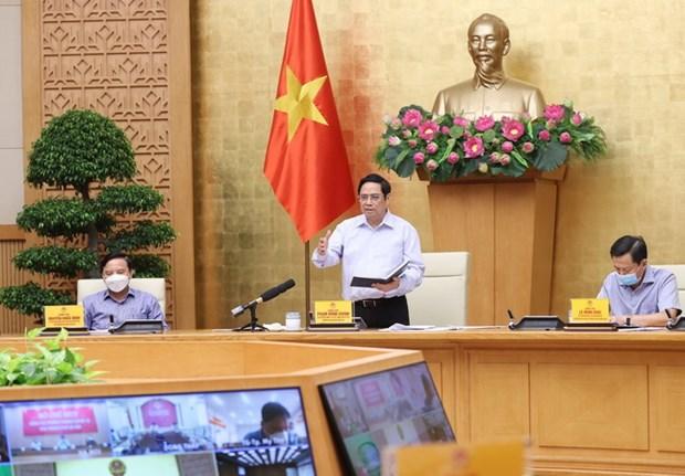 Thủ tướng Phạm Minh Chính: Đã hy sinh, thực hiện giãn cách xã hội phải đạt mục tiêu kiềm chế dịch