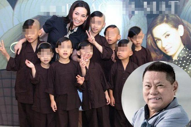 Tỷ phú Hoàng Kiều có thể đưa 23 con nuôi của Phi Nhung sang Mỹ?