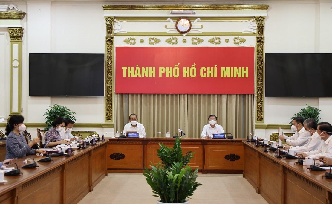TP.HCM: tiếp tục thực hiện Chỉ thị 16 với biện pháp quyết liệt hơn đến ngày 1/8