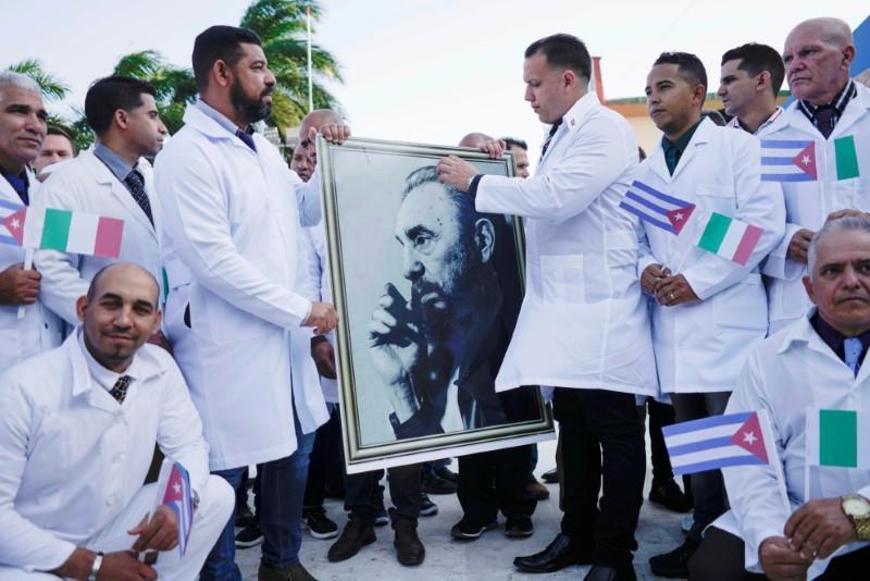 Covid-19: Nhiều nước tiếc vì quay lưng với bác sĩ Cuba - 2