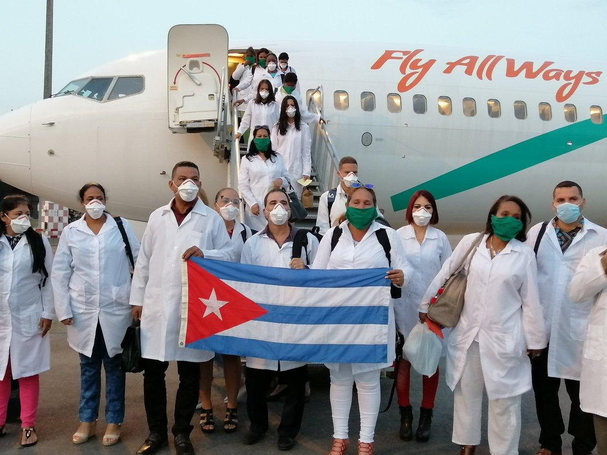 Covid-19: Nhiều nước tiếc vì quay lưng với bác sĩ Cuba - 3