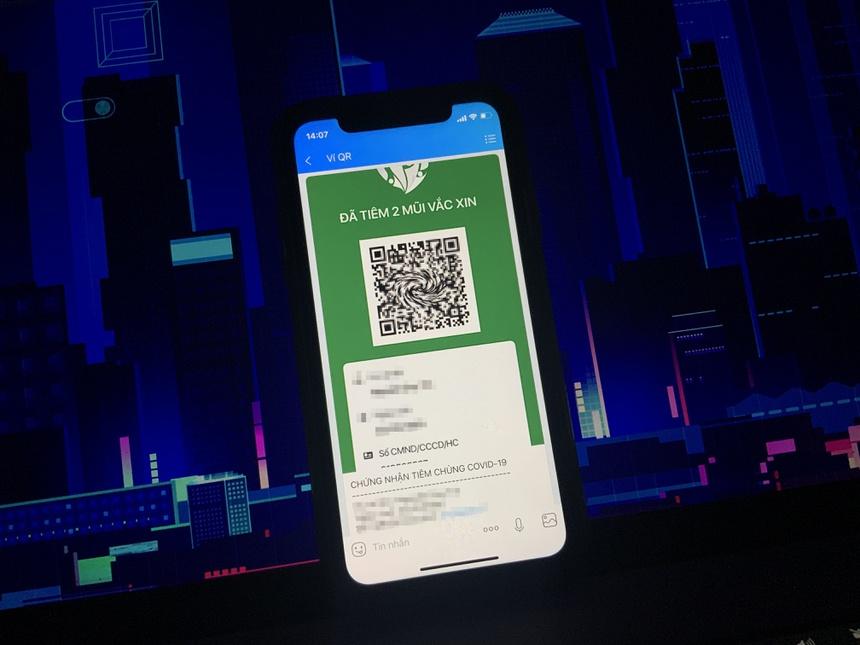 Hàng quán Hà Nội phải tạo QR Code để khách khai báo y tế